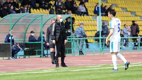 Тренер Али Алиев