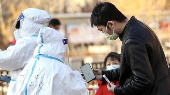 Қытайдағы коронавирус