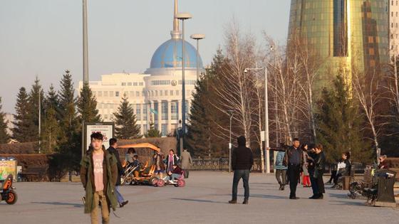 Город Нур-Султан