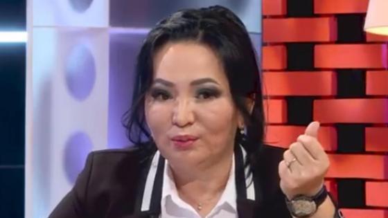 Гүлзира Айдарбекова