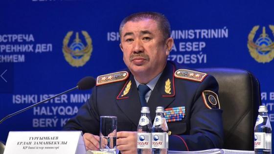 Ерлан Тургумбаев