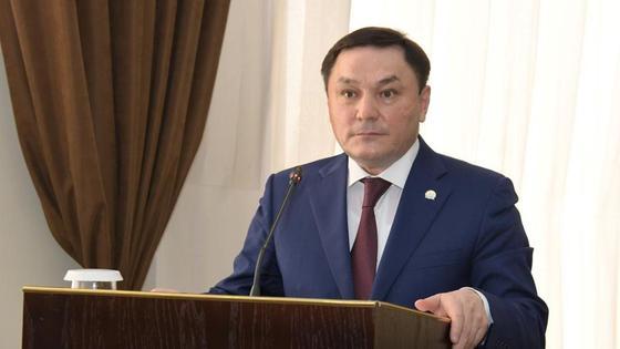 Ермек Маржикпаев. Фото пресс-служба акимата Акмолинской области