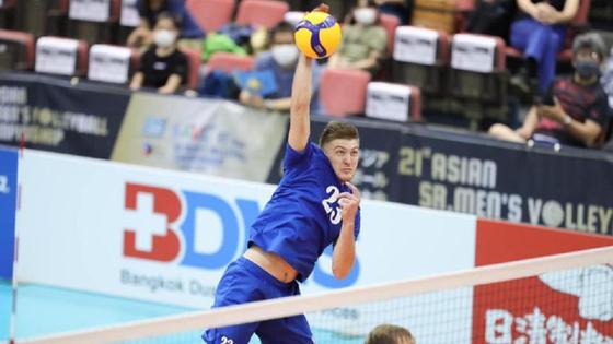 Сборная Казахстана по волейболу