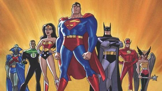 Мультфильмы про супергероев и сверхспособности