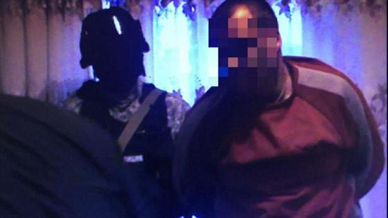 Группу вымогателей задержали в Капшагае