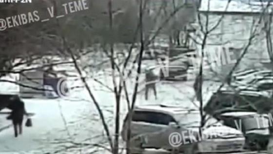 Убийство в Экибастузе