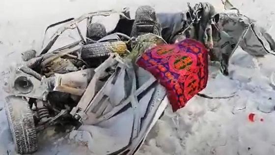 Аким погиб в ДТП в Акмолинской области