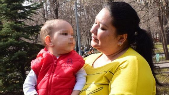 Рамир Ковалевский и его мама Жанна