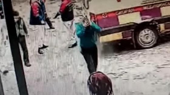 Нападение на медиков в Алматинской области
