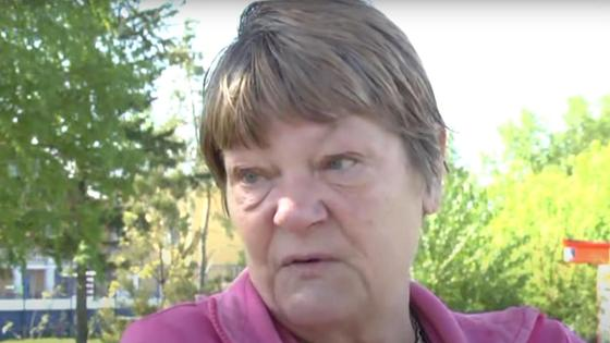 Жительница Акмолинской области Анастасия Малашенко