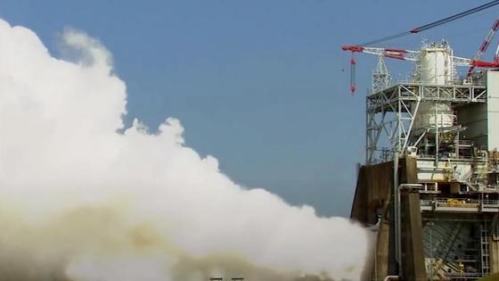 Ракетный двигатель RS-25