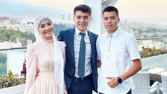 Свадьба Фаризы Торегали и Дархана Нортаева. Фото