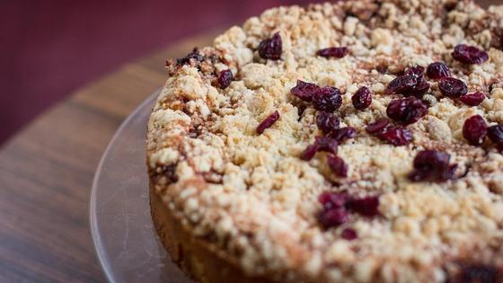 Песочный пирог с вареньем: пошаговый рецепт