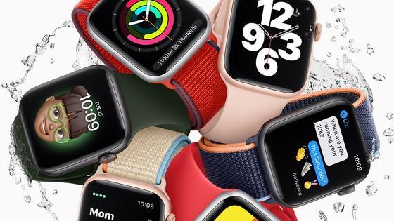Apple Watch Series 6 и Apple Watch SE