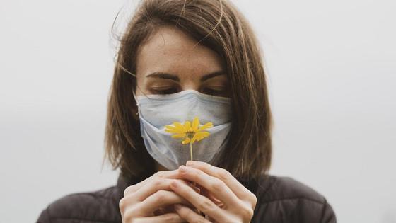 Тәжвирус маска