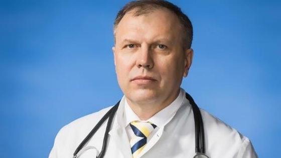 Владимир Моторыкин