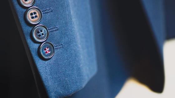 Увеличенное фото пиджака