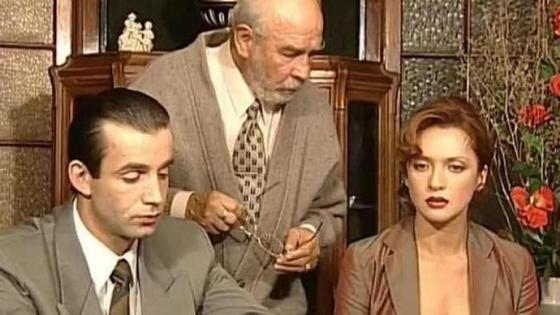 Сериал «Бандитский Петербург»: актеры