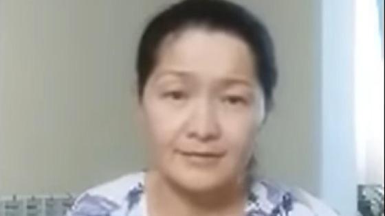 Медик из Шымкента Айна Бакеева