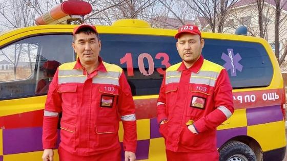 Врачи, принявшие роды в Туркестанской области