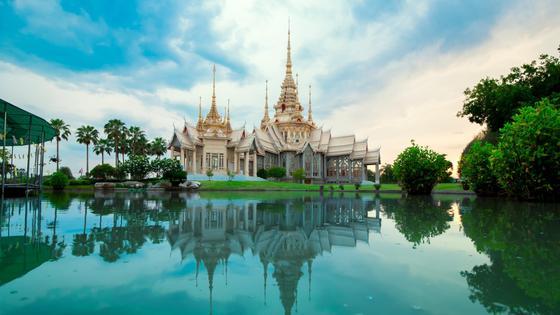 Панорама в Таиланде
