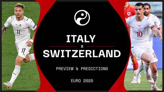 Италия - Швейцария