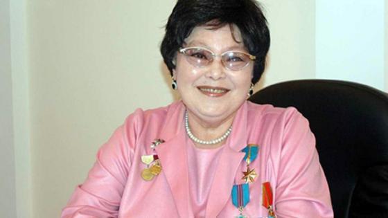 Роза Бағланова