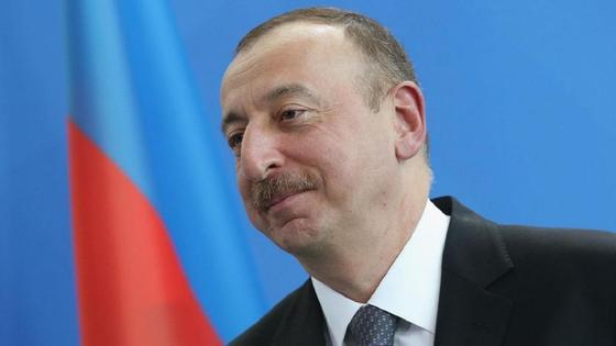 Ильхам Әлиев