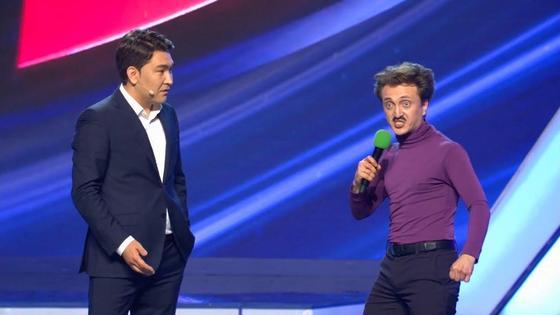 Азамат Мусагалиев и Денис Дорохов