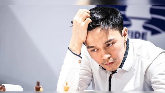 Ринат Джумабаев, шахматист