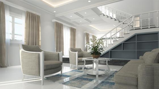 двух этажная квартира