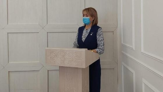 Дильнара Сапанова
