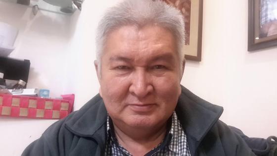 Бывший премьер-министр Кыргызстана Феликс Кулов
