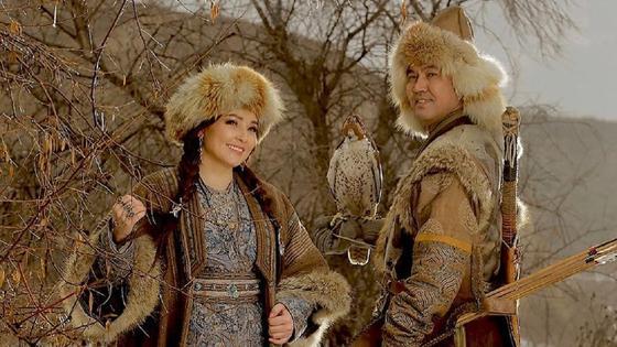 Жанболат Ербатыров и Жазира Байрбекова