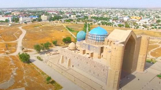 Древние памятники Казахстана