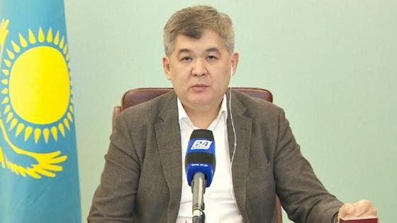 Елжан Биртанов