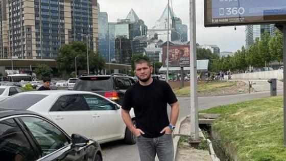 Хабиб Нурмагамедов