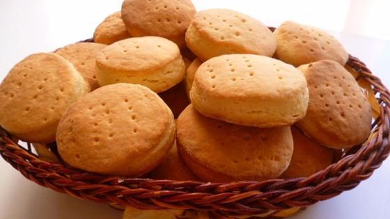 Печенье через мясорубку: рецепт с майонезом