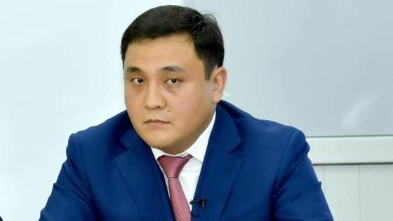 Новый руководитель Управления жилищной политики города Алматы Данияр Кирикбаев