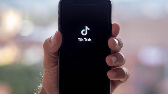 Приложение для смартфона TikTok