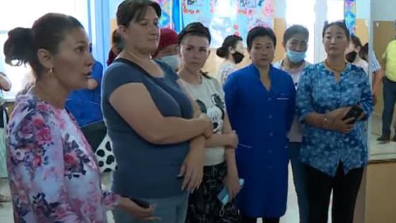 Учителя в Шымкенте