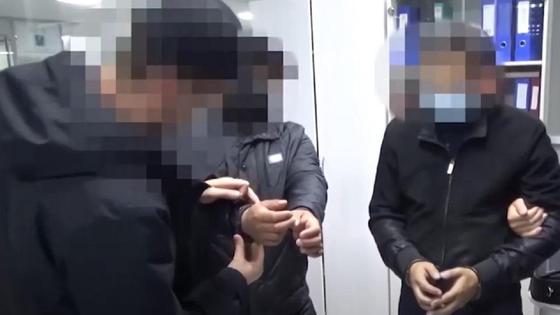 Задержание чиновников в Акмолинской области