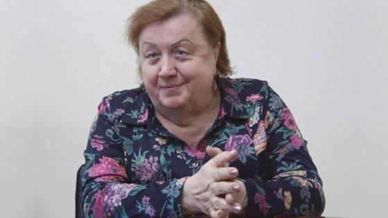 Вера Сухорукова