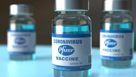 пфицер вакцинасы