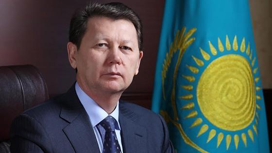 Бывший председатель комитета по делам строительства и жилищно-коммунального хозяйства МИИР РК Мархабат Жайымбетов