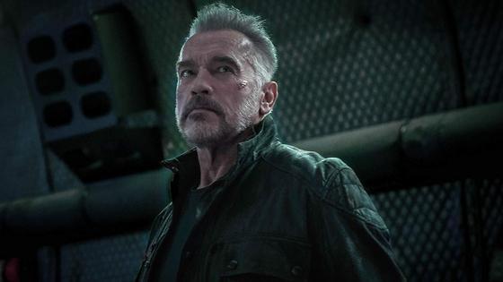 кадр из фильма «Терминатор 6: Темные судьбы»
