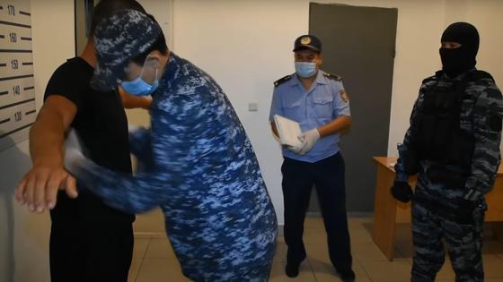 Задержания в Сатпаеве