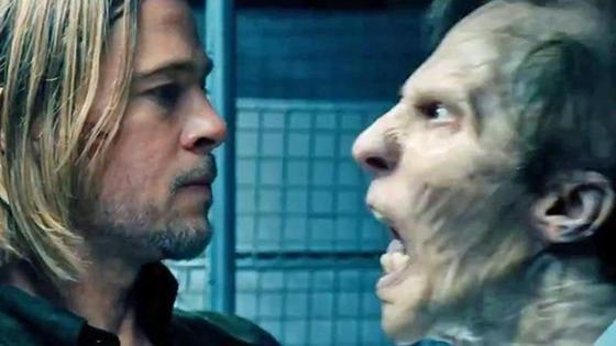 Кадр из фильма «Война миров Z»