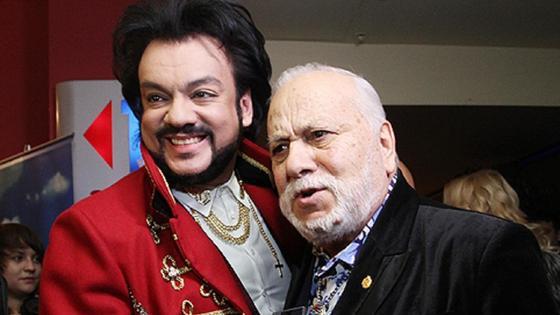 Филипп и Бедрос Киркоровы. Фото