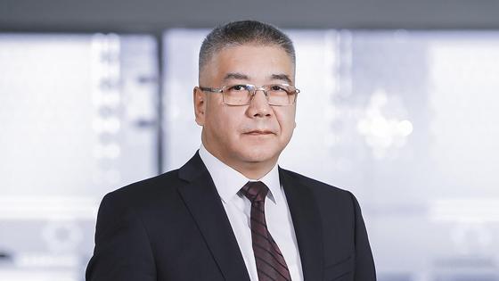 """Председатель правления АО """"НАК """"Казатопром"""" Мажит Шарипов"""